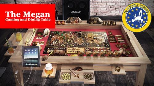 Megan Gaming Table