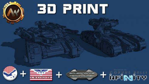 Antenociti s Workshop stl files for 3D Printing