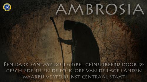 Ambrosia, Een Dark Fantasy Rollenspel