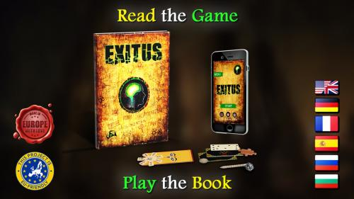 """EXITUS: An Extraordinary """"Escape the Room"""" Game Experience"""