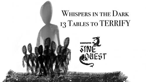 Whispers in the Dark: 13 Tables to Terrify