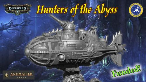 DeepWars - Hunters of the Abyss