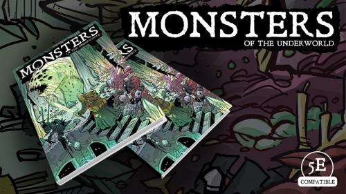 Monsters of the Underworld for 5th Edition