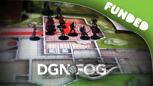 DUNGEONFOG   Create RPG Maps and GameMaster Notes Online