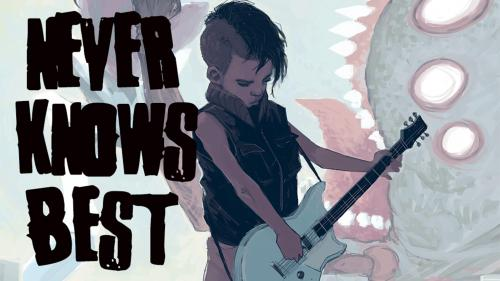 Never Knows Best: Adolescent Rebellion RPG - Limited Edition