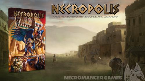 Necropolis: An Epic Adventure in the Desert Sands