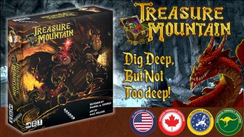 Treasure Mountain - Dig Deep, But Not Too Deep!