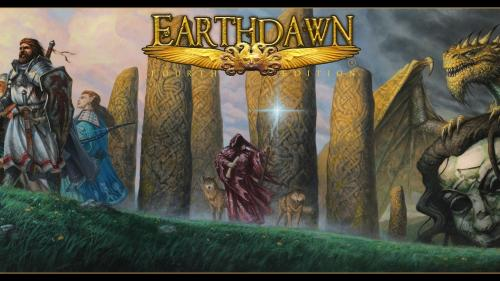 Earthdawn 4th Edition - The Adept s Journey: Mystic Paths