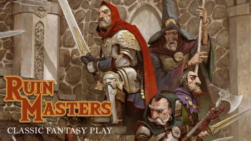 Ruin Masters