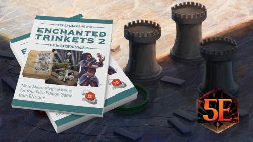 Enchanted Trinkets II for D&D 5th Edition