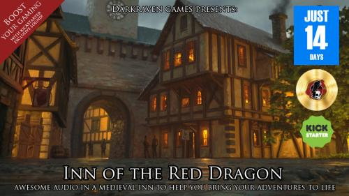 """Inn of the Red Dragon""--Audio For Table Top Adventures"