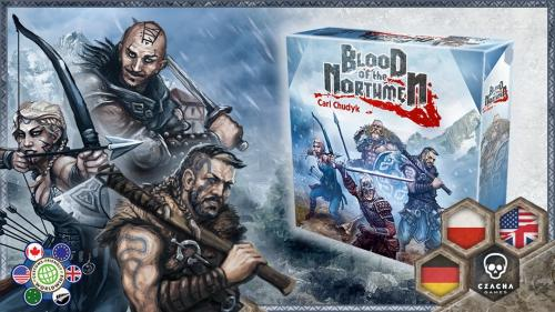 """Blood of the Northmen"" by Carl Chudyk"