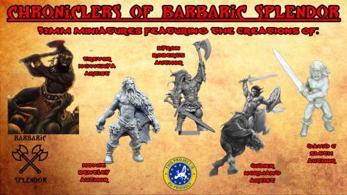 Chroniclers of Barbaric Splendor