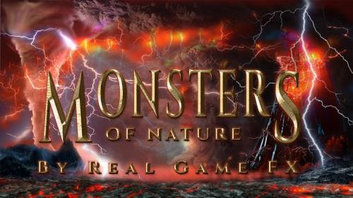 Monsters of Nature - Special FX & Steam For Tabletop Games