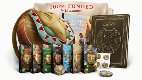 More Magic items for 5e: The Griffon s Saddlebag | Book One