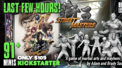 Street Masters Rise of the Kingdom