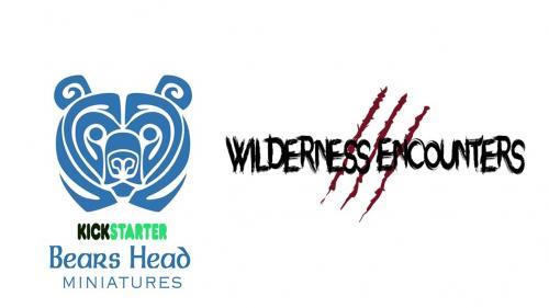 Bears Head Miniatures - Wilderness Encounters
