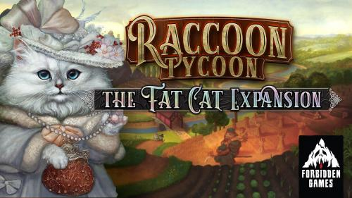 Raccoon Tycoon: The Fat Cat Expansion