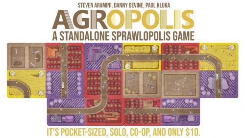 Agropolis: A Solo & Cooperative Farm-Building Game