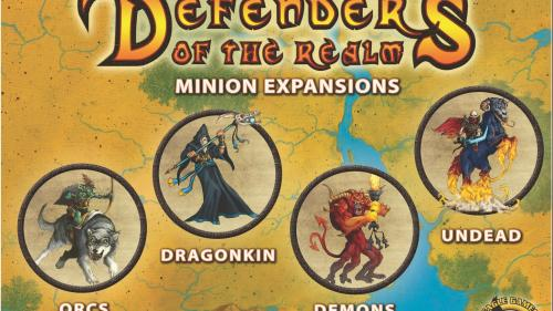 Defenders of the Realm: Minions