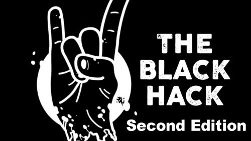 The Black Hack RPG Second Edition