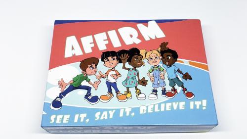 Affirm: interactive affirmation game