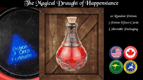 The Magical Draught of Happenstance