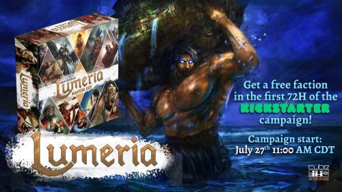 Lumeria: War of the Gods