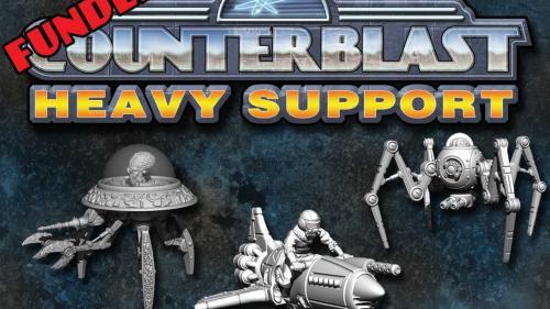 COUNTERBLAST Heavy Support