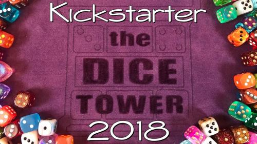The Dice Tower - 2018