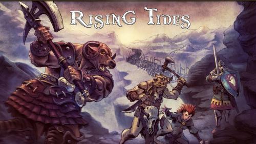 Rex Draconis RPG - Rising Tides