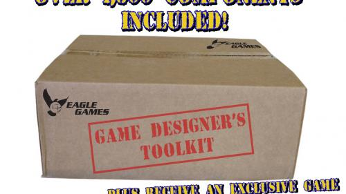 The Game Designer s Toolkit:  Meet Your New Project!