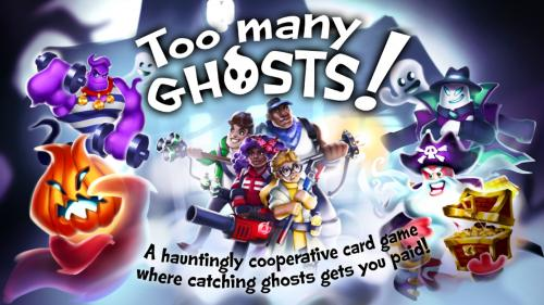 Too Many Ghosts! A Cooperative Card Game