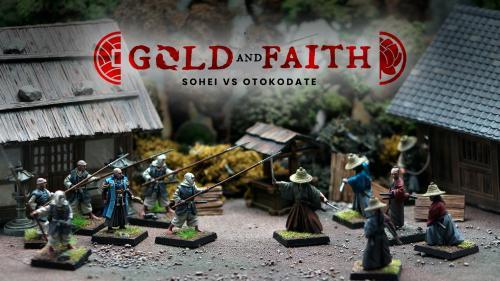 GOLD AND FAITH