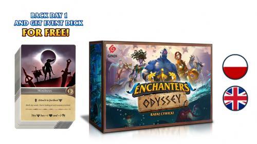 Enchanters: Odyssey + reprint