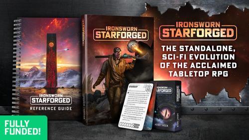 Ironsworn: Starforged