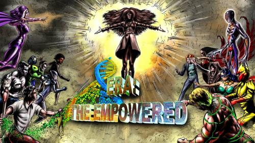 Era: The Empowered - A super-powered RPG!
