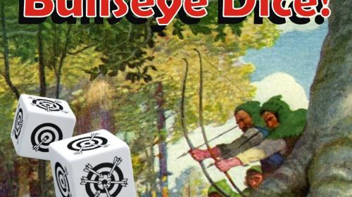 Bullseye d6 Damage Dice!