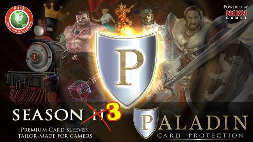 Paladin Card Protectors: Season 3