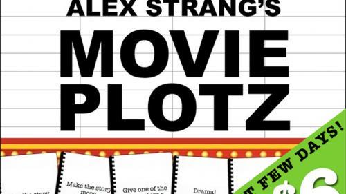 Movie Plotz: A Blockbuster Storytelling Microgame (Just $6!)