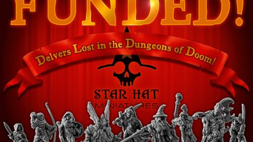 Star Hat Miniatures: Heroic Scale Metal Figurines for RPGs