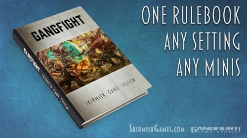 Gangfight Skirmish Game System
