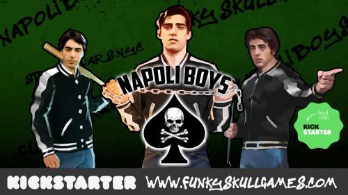 28mm Street Wars NYC Gang: Napoli Boys