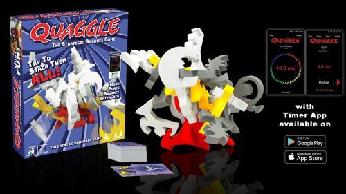 Quaggle The Strategic Balance Game