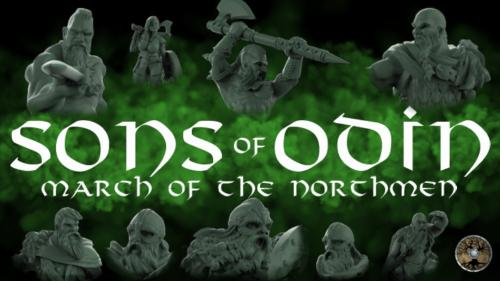 Sons of Odin: March of the Northmen
