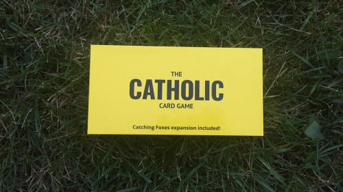 The Catholic Card Game & More Expansions