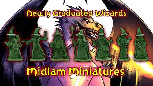 Newly Graduated Wizards