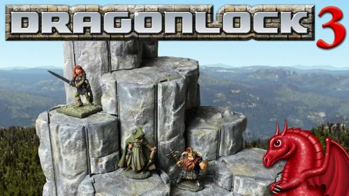 DRAGONLOCK 3: Dangerous Lairs