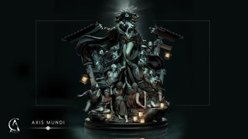 Death Goddess Izanami