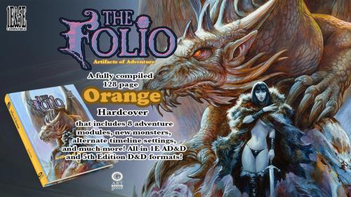 The Folio: Artifacts of Adventure